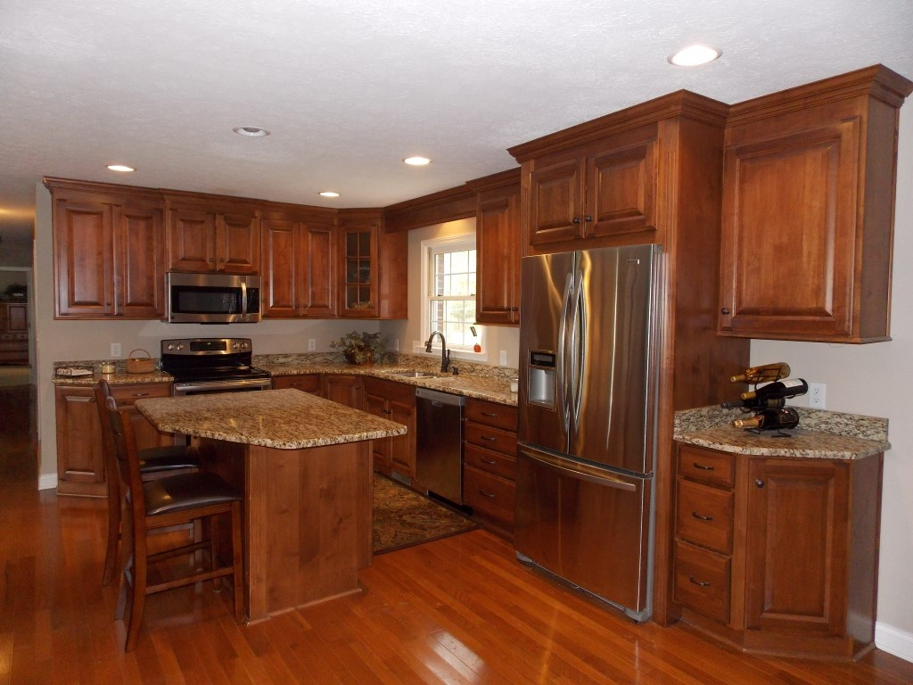 Craftsman Style Kitchen Cabinets Top 5 Kitchen Design Styles Central Construction Group Inc