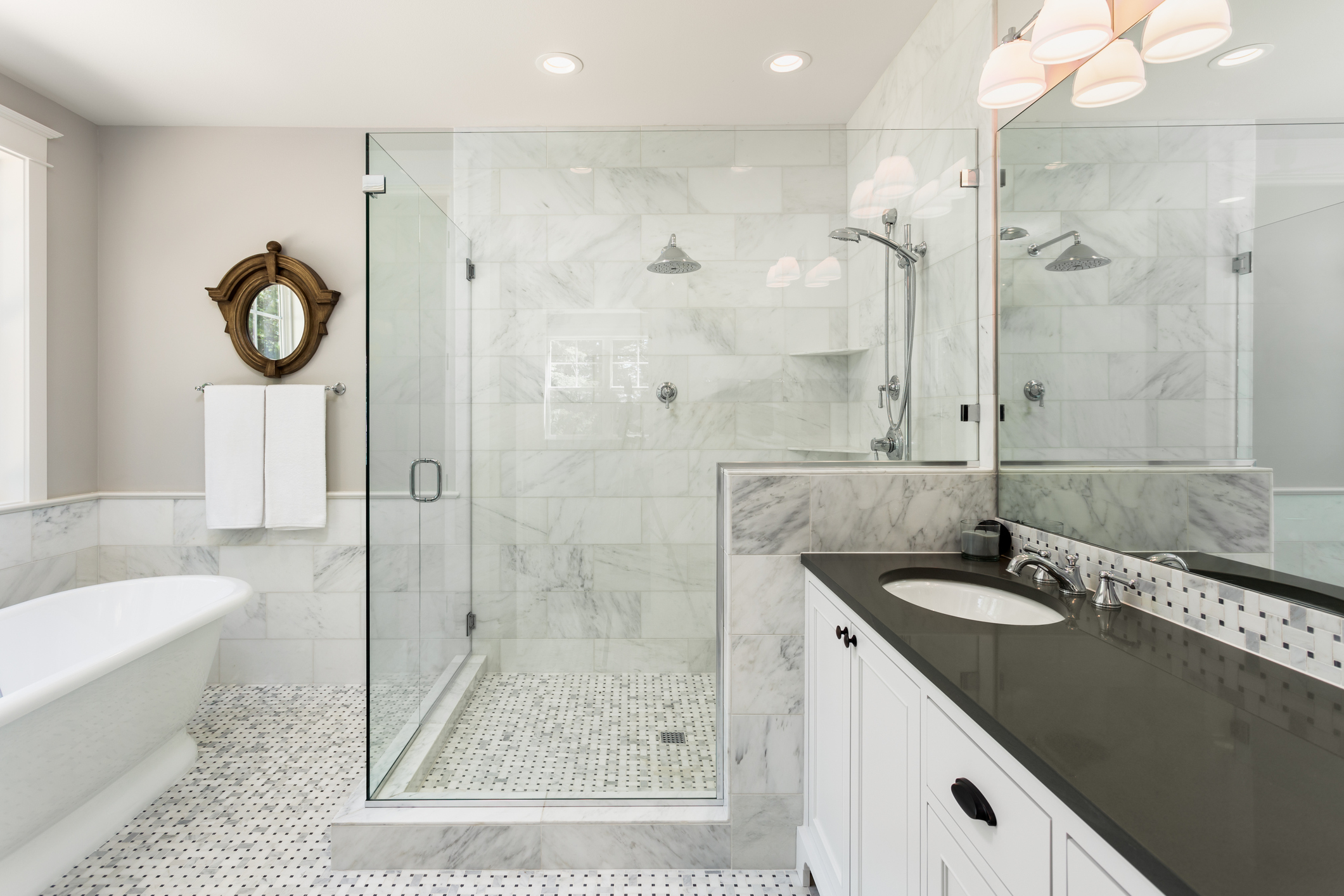 upscale bathroom remodeling ideas