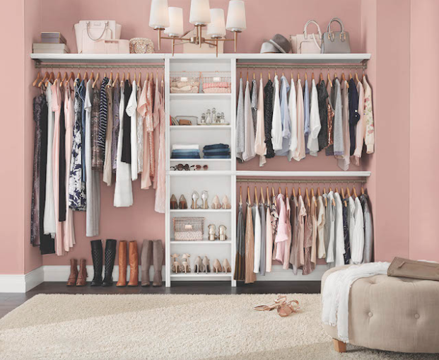Move Long Garments To Another Designated Place Like The Back Of The Door Or  A Valet Hook. If You Canu0027t Change The Bar Placement In Your Closet, ...