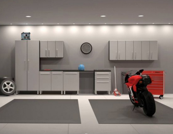 4 ways to optimize your garage storage central construction group some projects are just garage projects a workspace is in your garage is a must for hobbyists gardeners and mechanics alike solutioingenieria Choice Image