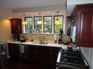 before kitchen remodelng